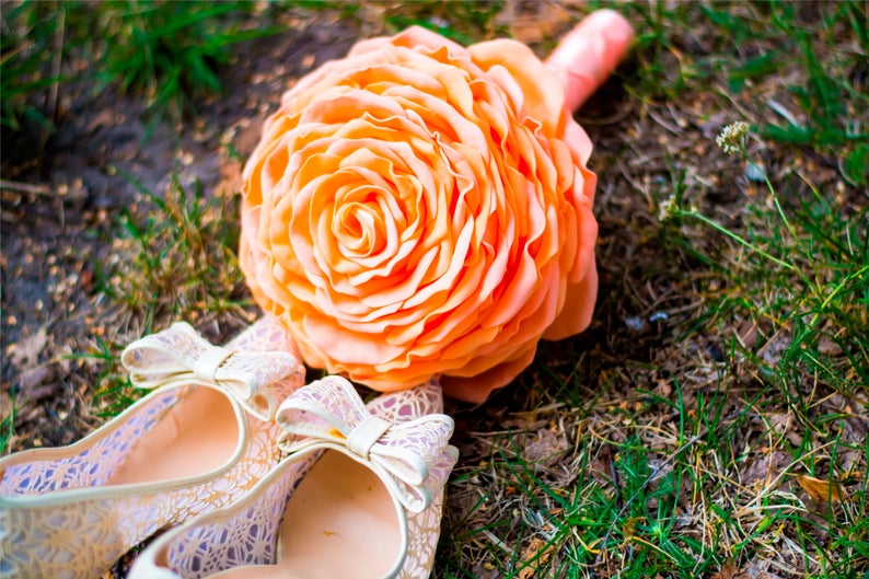 Composite flower bouquet