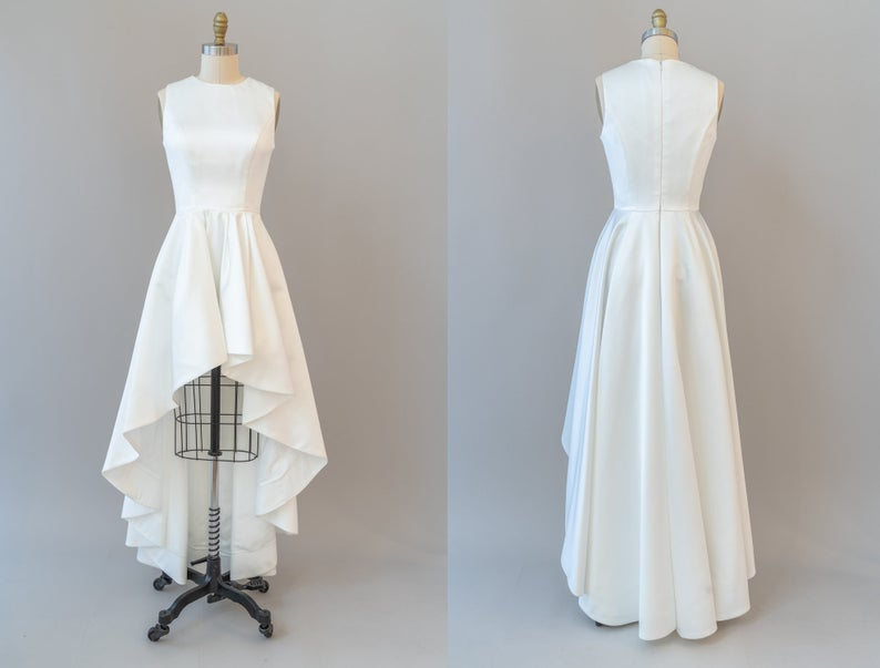 high-low-wedding-dress-etsy