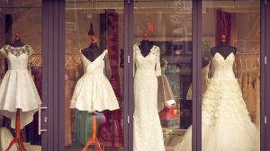 Different types of wedding dress