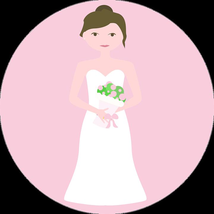 Example of casual wedding invitation