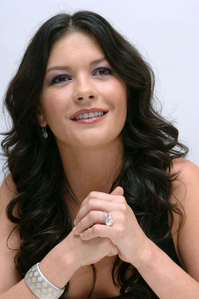 catherine zeta hones marquise cut engagement ring