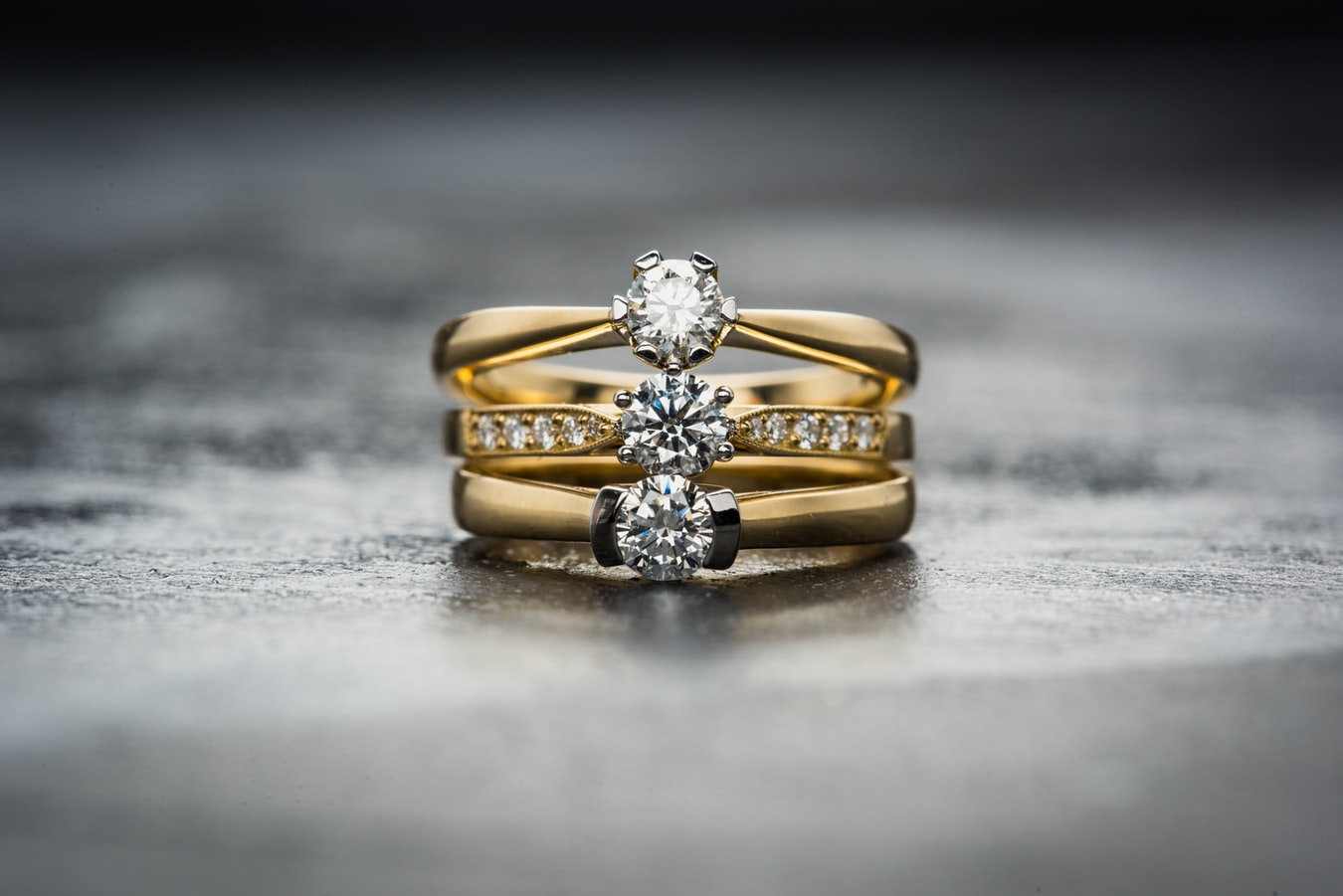 cubic-zirconia-rings