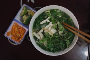 Ethnic food