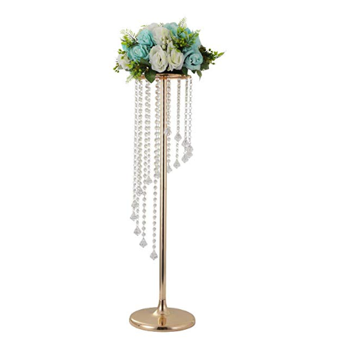 Flower stand for wedding table centerpiece