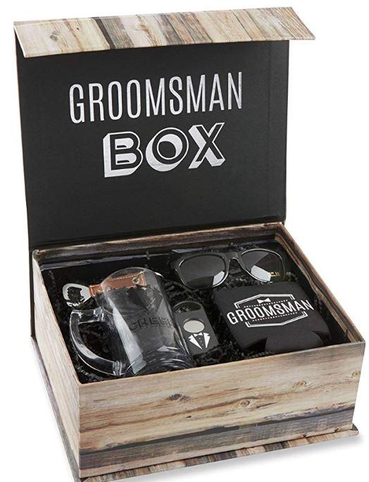 Groomsman box