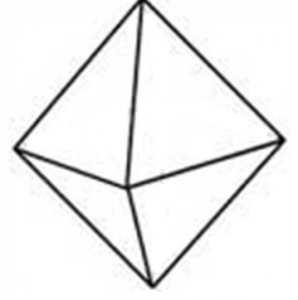 Point cut diamond