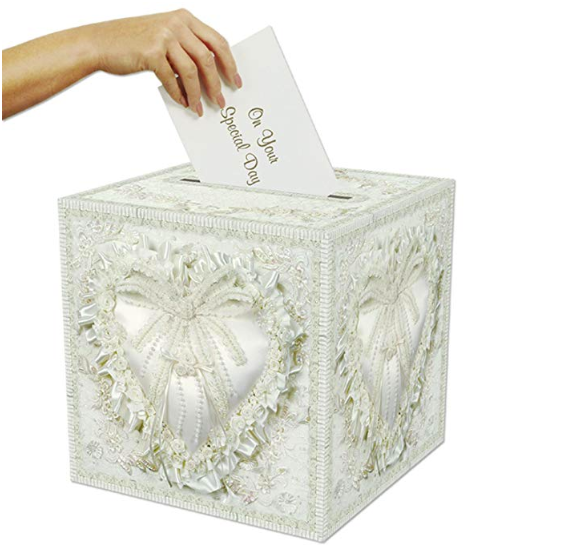 Stylish card box