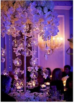 Tea light globe hanging