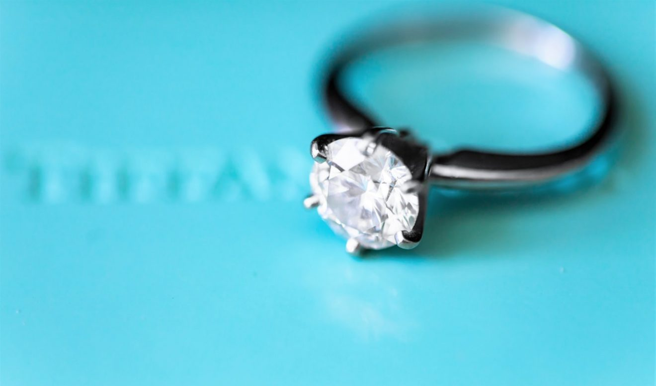 Best diamond size for your engagement ring