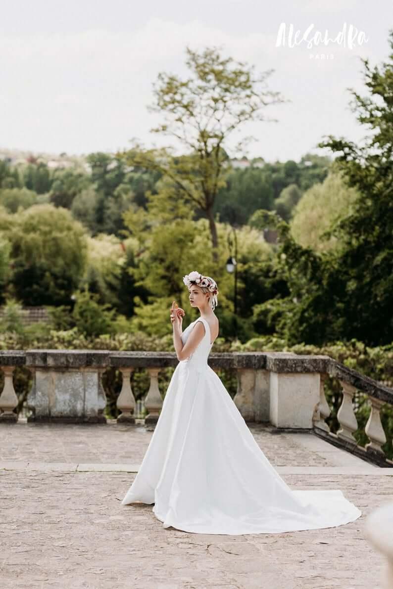 chapel-train-wedding-dress-etsy