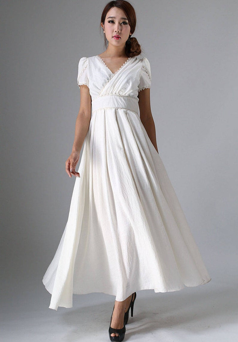 empire-wasit-wedding-dress-etsy