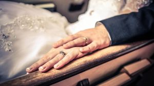 Engagement and wedding ring etiquette