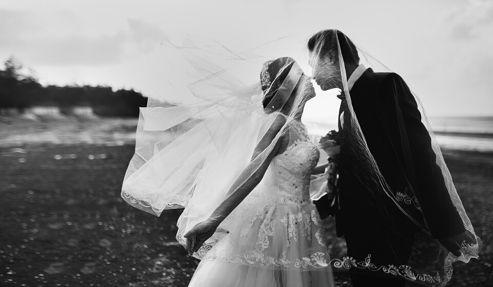 How to choose your veil for your wedding day