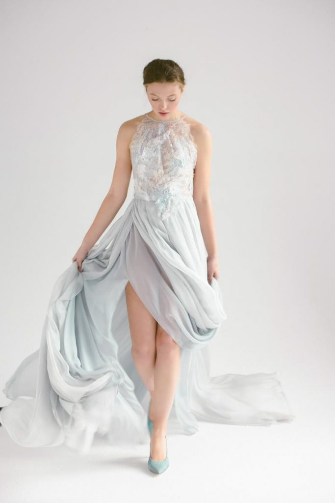 Measurements for wedding gown