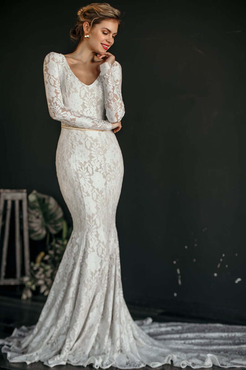 sexy-wedding-gown-etsy