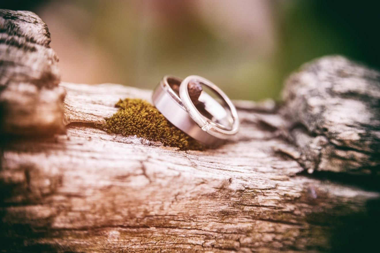 Should I buy sterling silver for wedding band