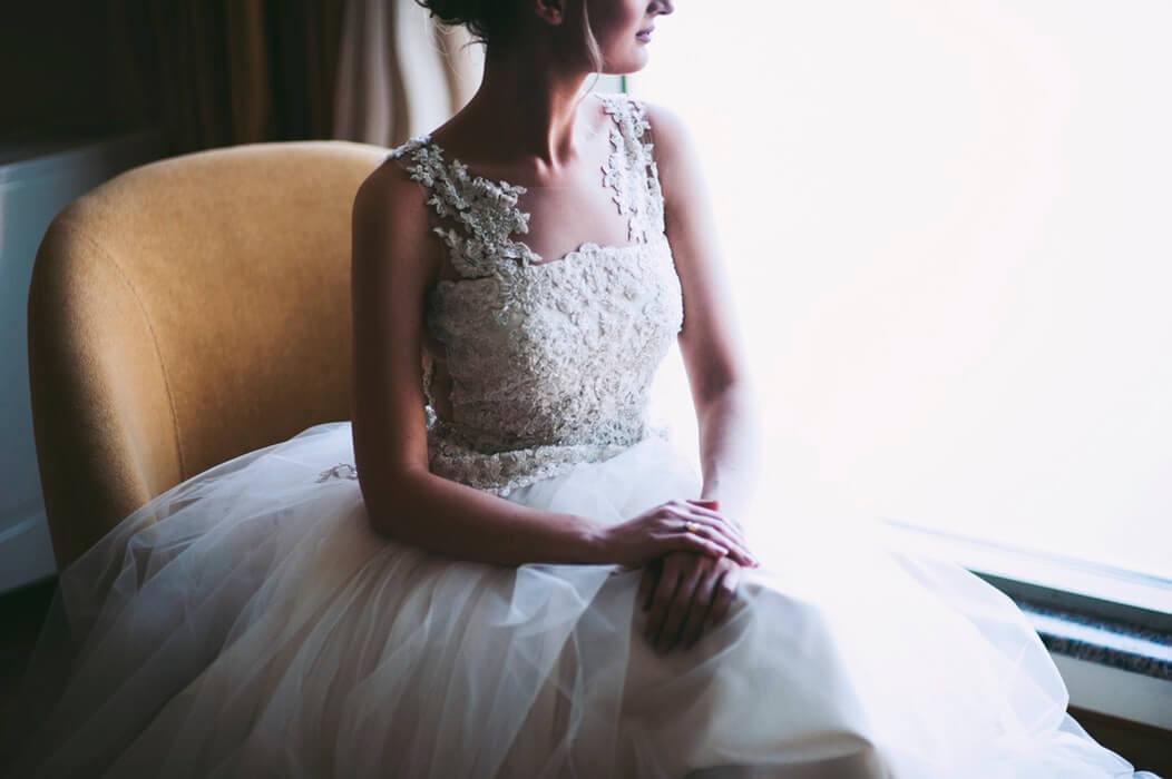 Types of bridal dress sleeves