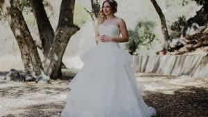 Types of wedding dress neckline