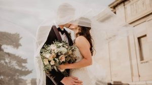 Types of wedding veils for modern brides