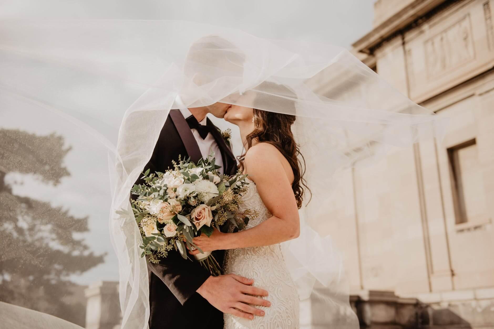 types-of-wedding-veils