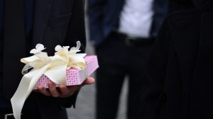Wedding gift giving etiquette