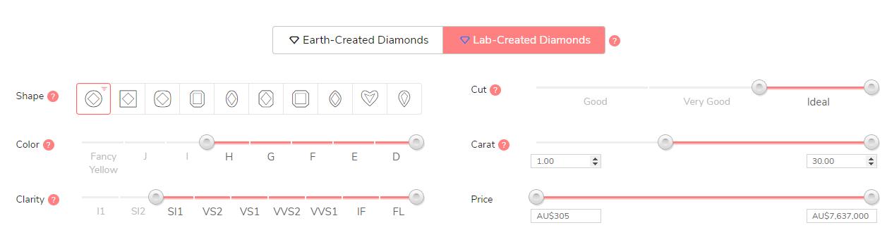 James Allen lab created diamond filter