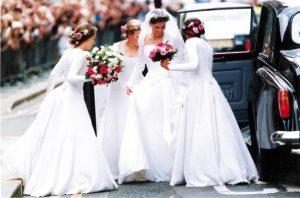 Lady Sarah wedding