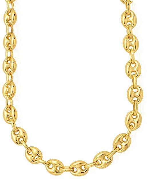 Puffed mariner chain