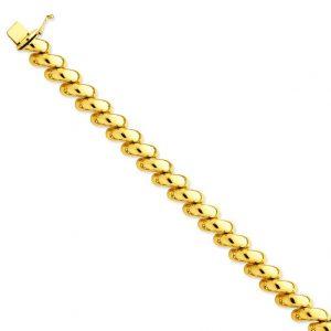 san merco gold chain