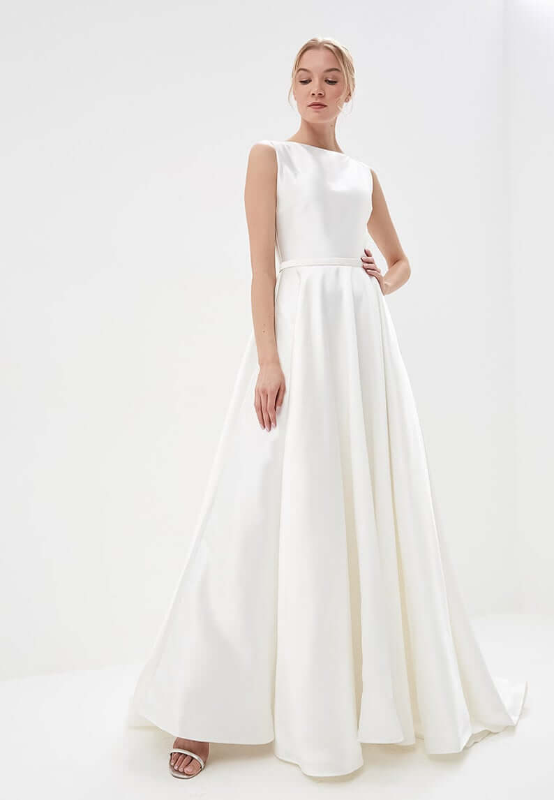 satin-dress-for-second-time-bride-etsy