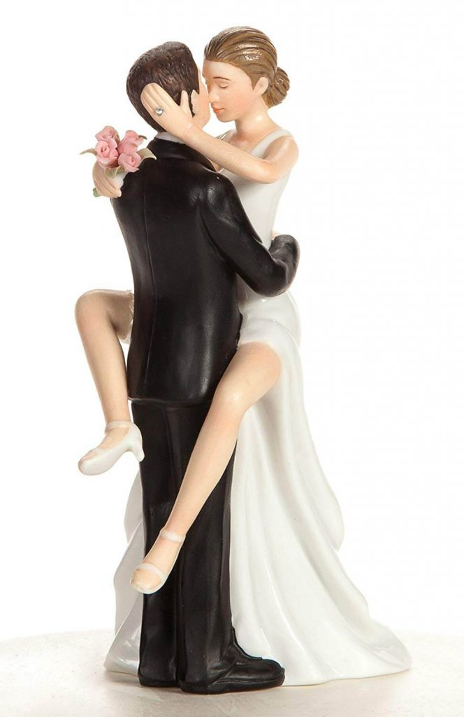 Sexy and funny cake topper