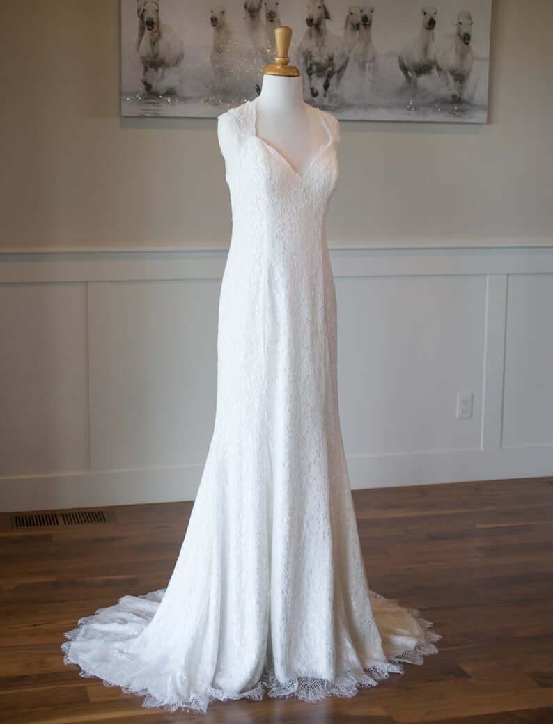 sheath-wedding-dress-etsy