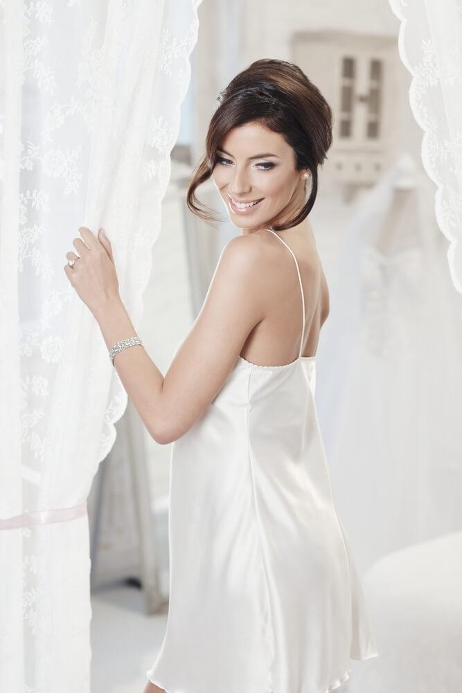 bridal slips