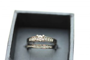 channel-setting engagement ring god or bad?
