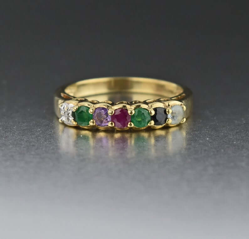 Dearest ring closeup