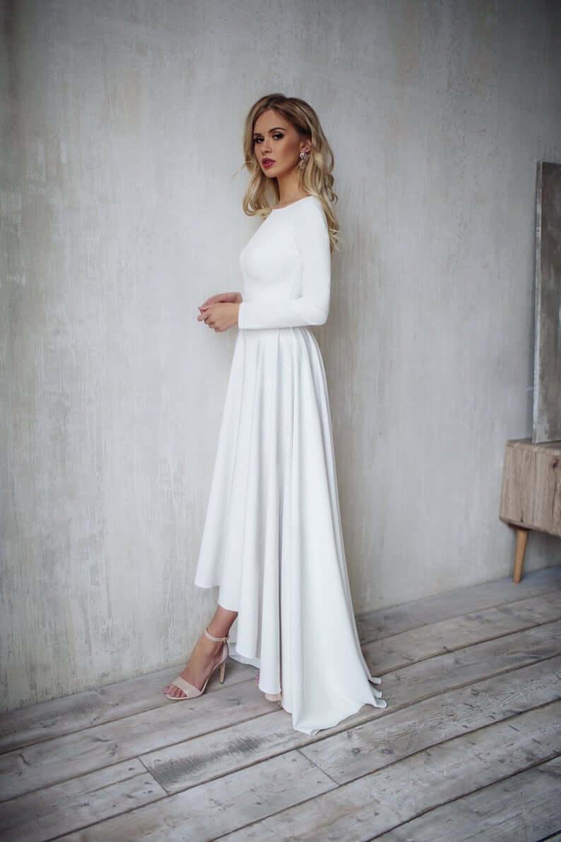 minimalist-wedding-dress-etsy