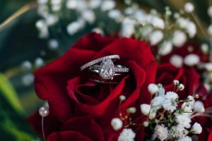 Pave ring setting guide