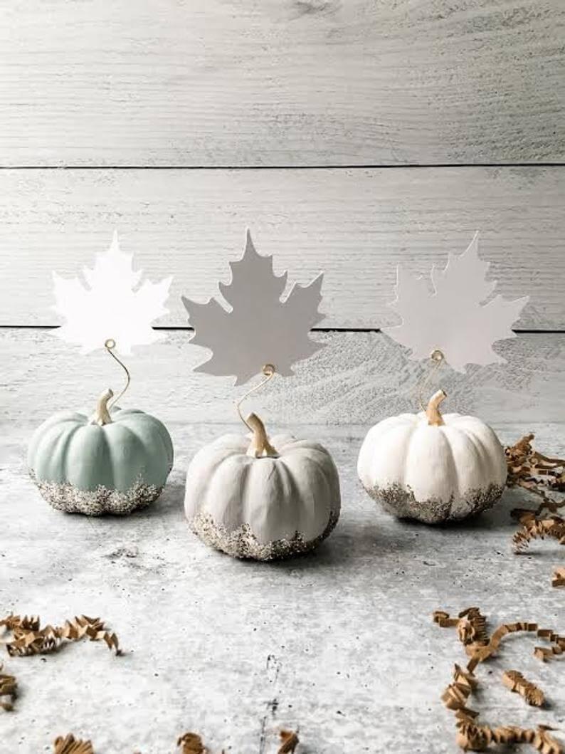 pumpkin-place-card-holder-etsy