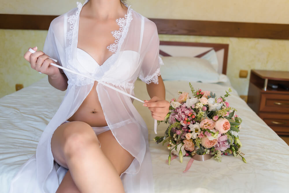 Types of bridal underwear