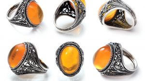 360 view amber ring