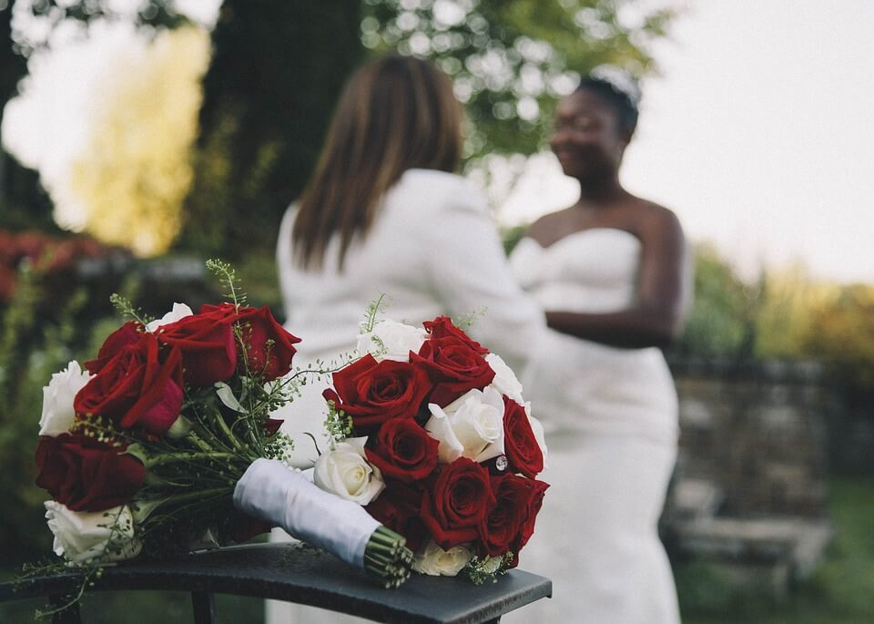 Her and her wedding