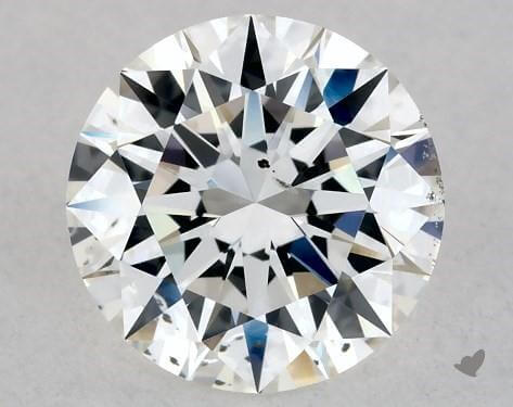 SI1 clarity diamond ring