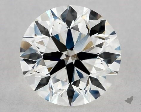 Loose G color diamond