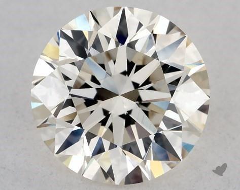 k color diamond front view