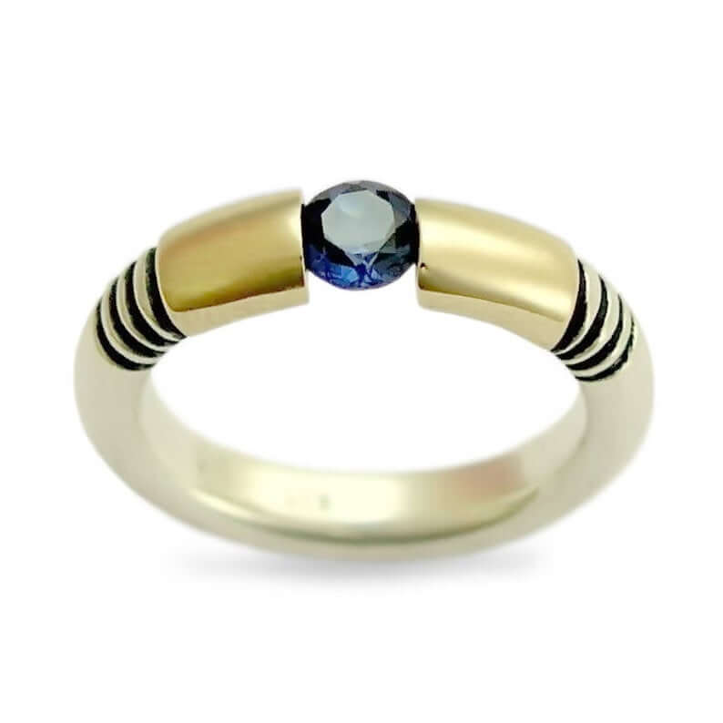 Sapphire tension ring