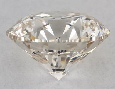 Side view k color diamond
