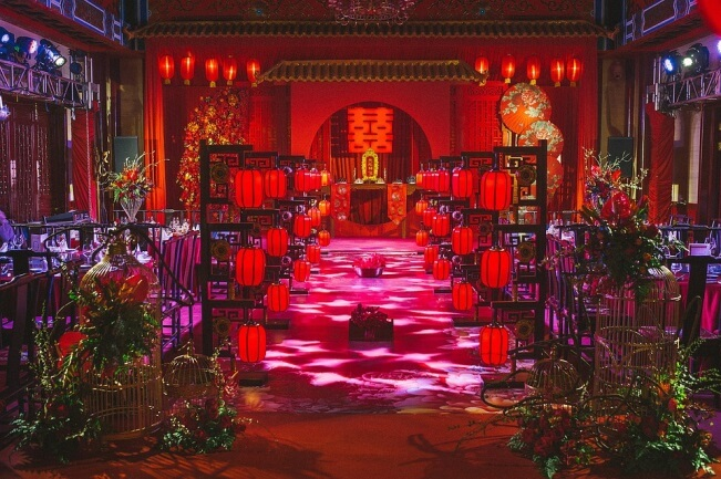 Unique Chinese wedding customs
