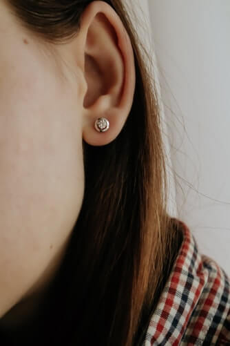 Caring for fresh piercings