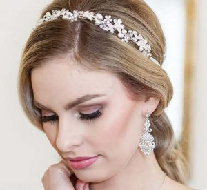 Bride Chandelier earrings
