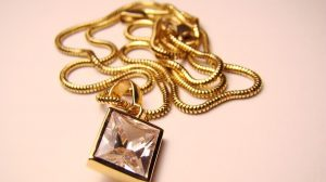 Common gold chain styles